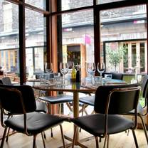 foto von coppinger row restaurant