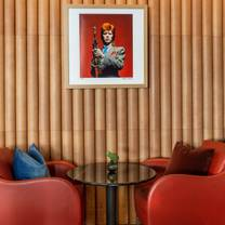 photo of ziggy's bar at hotel cafe royal restaurant