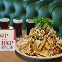 photo of hop social tavern restaurant
