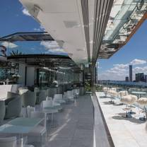 photo of the terrace - emporium hotel south bank brisbane restaurant