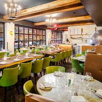 photo of serafina tribeca restaurant