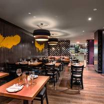 photo of serafina at the time hotel restaurant