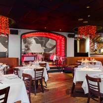 photo of serafina broadway restaurant