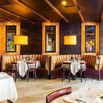 foto van serafina upper west restaurant