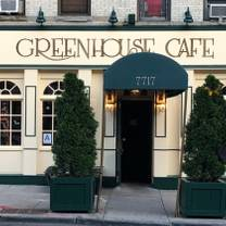 photo of greenhouse cafe restaurant