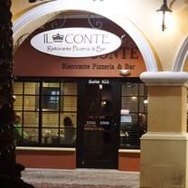 photo of il conte restaurant