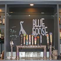 foto von blue goose restaurant