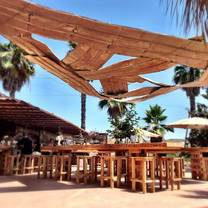 foto de restaurante conchas de piedra