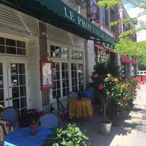 photo of le provençal bistro restaurant