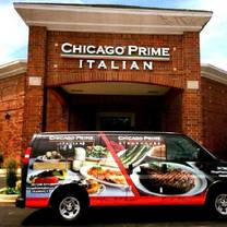 photo of chicago prime italian restaurant