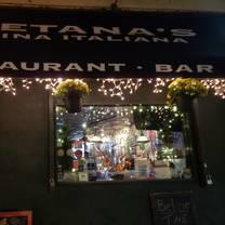 photo of gaetana's restaurant