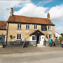 photo of the abingdon arms restaurant