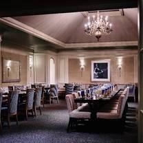 photo of fyve at the ritz-carlton pentagon city restaurant