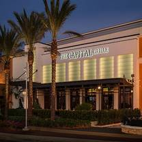 photo of the capital grille - sarasota restaurant