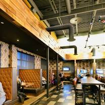 photo of polos social lounge restaurant