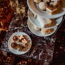 photo of afternoon tea @ prestonfield restaurant