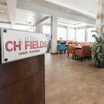 photo of ch fields craft kitchen - hilton garden inn at iup restaurant