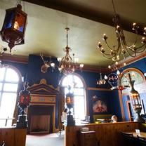photo of mcmenamins elks temple restaurant