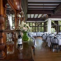 photo of benbow historic inn restaurant