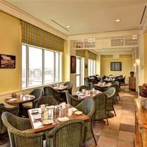photo of jw marriott the rosseau muskoka - cottages restaurant restaurant