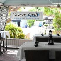 photo of ocean grill & bar restaurant