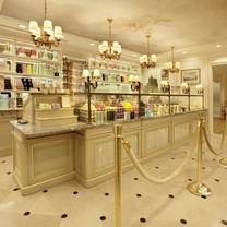 photo of ladurée vancouver restaurant
