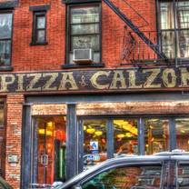 photo of the house of pizza & calzone restaurant
