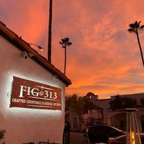 photo of fig 313 restaurant
