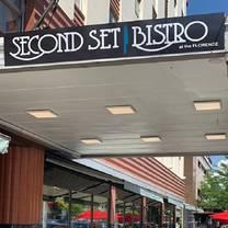 photo of second set bistro restaurant