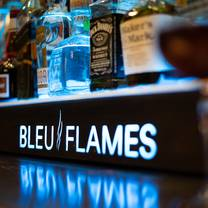 photo of bleu flames restaurant