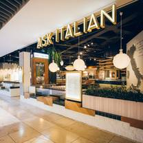photo of ask italian bluewater restaurant