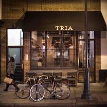 photo of tria taproom restaurant