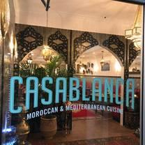 foto von casablanca restaurant