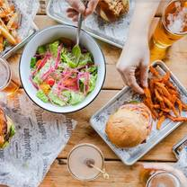 photo of bareburger restaurant