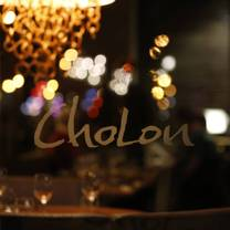 photo of cholon modern asian - central park restaurant