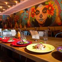 photo of mission taco restaurant