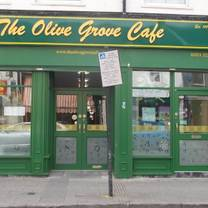 photo of the olive grove cafe restaurant