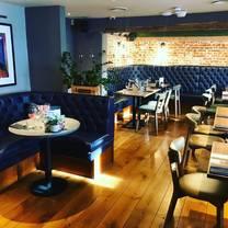 photo of the dog & badger restaurant