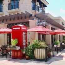 photo of lion & rose- the rim restaurant