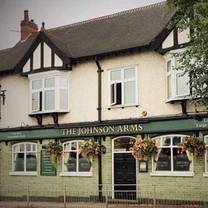 photo of the johnson arms restaurant