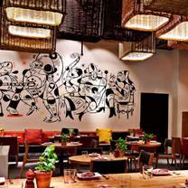 photo of salero tapas & bodega - kempinski hotel of the emiratesl mall restaurant