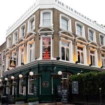 photo of sir richard steele restaurant