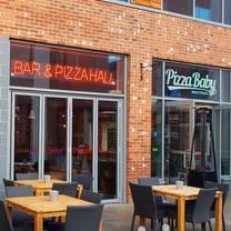 photo of pizza baby restaurant
