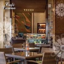 photo of cafe vienna - crown plaza amman restaurant