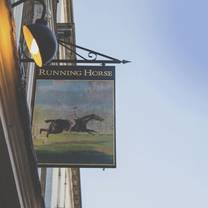 photo of the running horse - mayfair restaurant