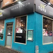 photo of tofu asian fusion - afternoon infusion tea restaurant