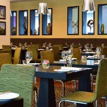 photo of atlantico restaurant & bar at pestana chelsea bridge restaurant