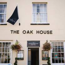 photo of the oak house hotel & restaurant restaurant