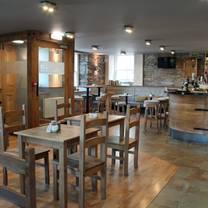 photo of the riverside dunblane restaurant