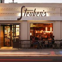 photo of steuben's restaurant